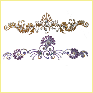 Decorative Sticker Arm Band